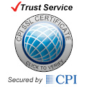 Trust Service Secured by CPI